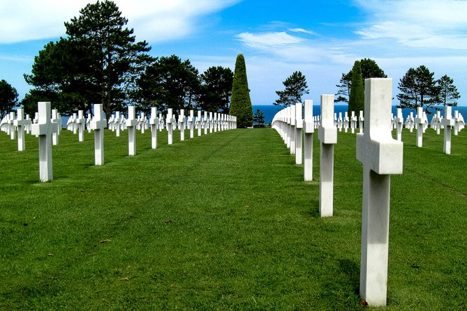 D-Day Operation Overlord Omaha Beach Full-Day Private Tour