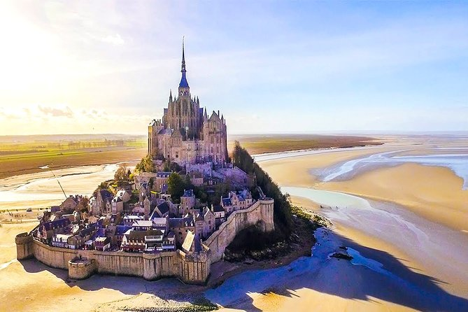 Mont Saint Mickael Tour : The Holy Stronghold