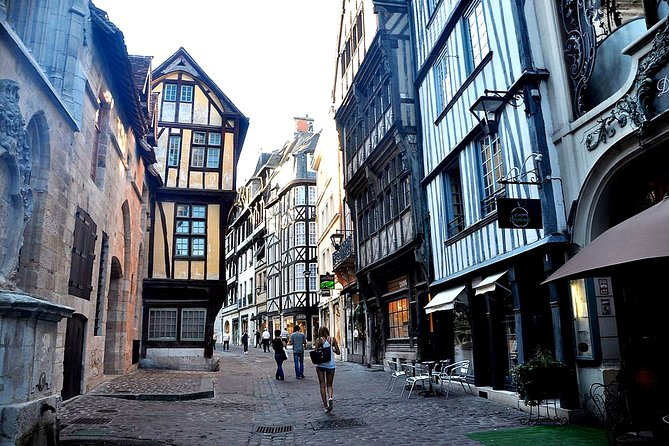 Rouen Tour : The Medieval City