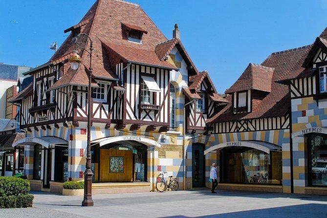 Deauville Tour : The Fancy Coastal Town