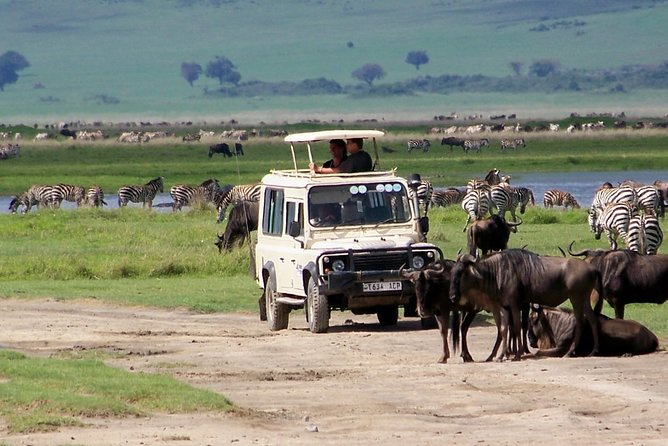 5 Days Tanzania Private Safari Tour