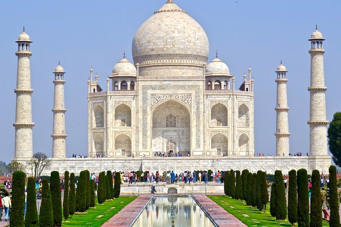 7 Day Golden Triangle with Rajasthan Private Tour