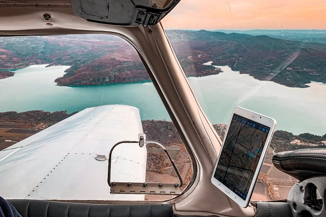 Discover Gorges du Verdon and the French Riviera in a Private Plane