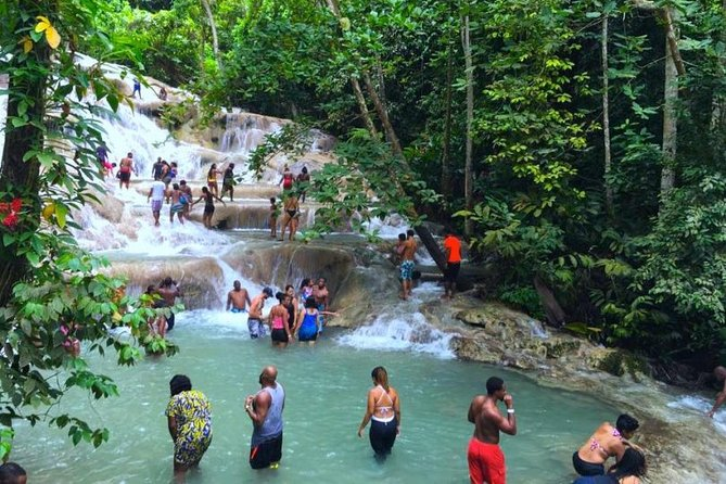 Dunns River Falls plus Mystic Mountain Private Tour