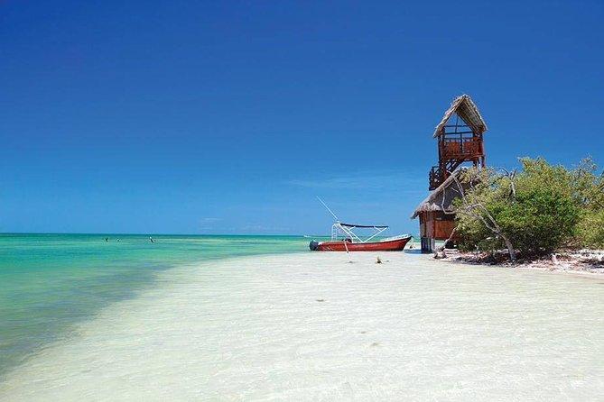 Tour Holbox - Magic Island Departure Cancun and Playa del Carmen