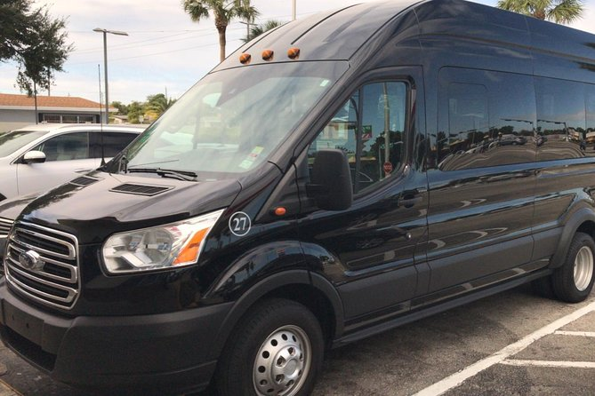 Miami Airport Transfer To Miami Area