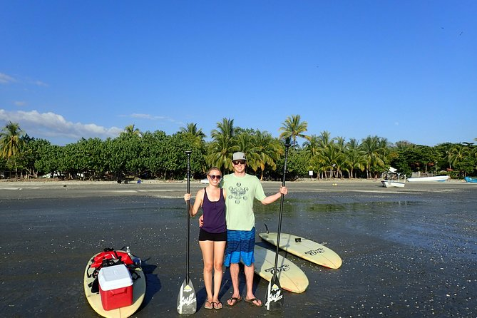 Carrillo Bay to Bay Stand Up Paddle