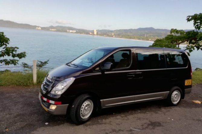 Transfer from SJO hotels or Airport to Montezuma up to 5 passengers
