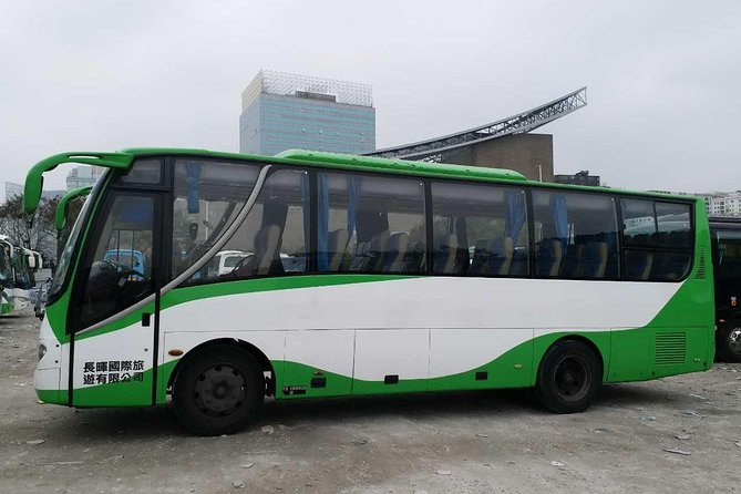 7-hour Service - 37-Seat Tour Bus