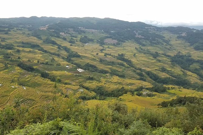 Private 3-Day Tour to Jianshui Old Town and Yuanyang Rice Terraces from Kunming
