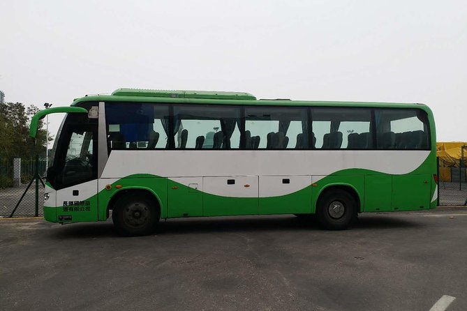 4-hour Service - 45-Seat Tour Bus