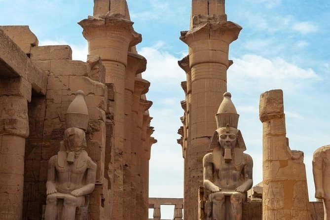 Luxor Full Day Tour to The East & West Bank of the Nile with Lunch