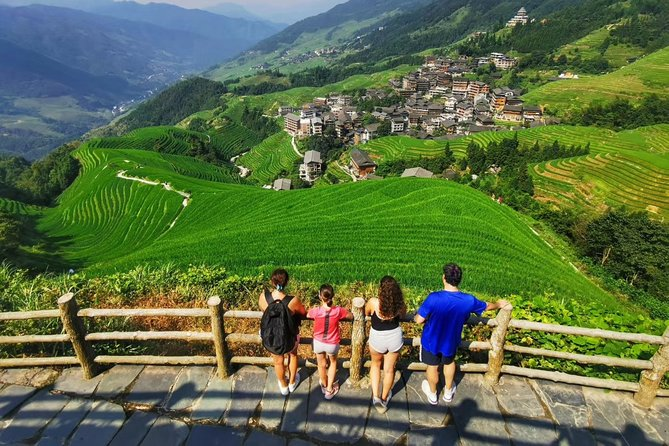 Private Day Tour to visit Longji Rice Terraces and Long Hair Village