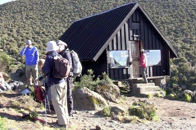 6 Days Mount Kilimanjaro Marangu Route Climb