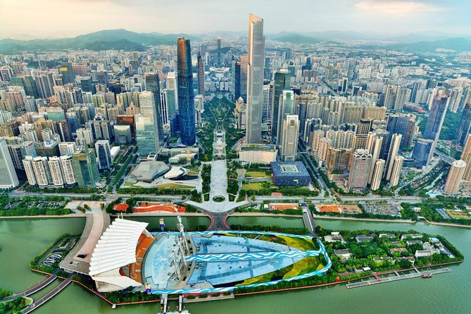 Private Guangzhou City Sightseeing Tour Including Lunch