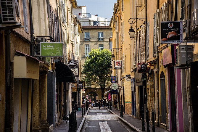 Private Aix En Provence walks