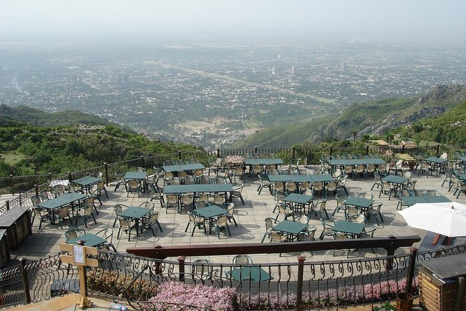 Best of Islamabad Half Day Tour With Meal At Monal Restaurant (Morn & Eve Slots)
