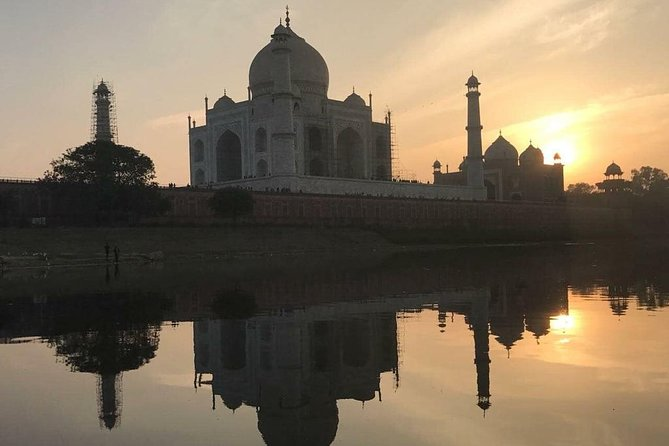 From Jaipur - Taj Mahal & Agra City Tour By Car