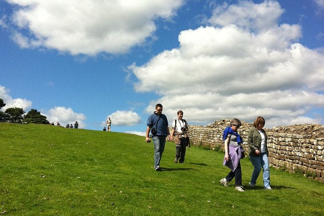 Cruise Excursion: Hadrian's Wall & the Roman Frontier