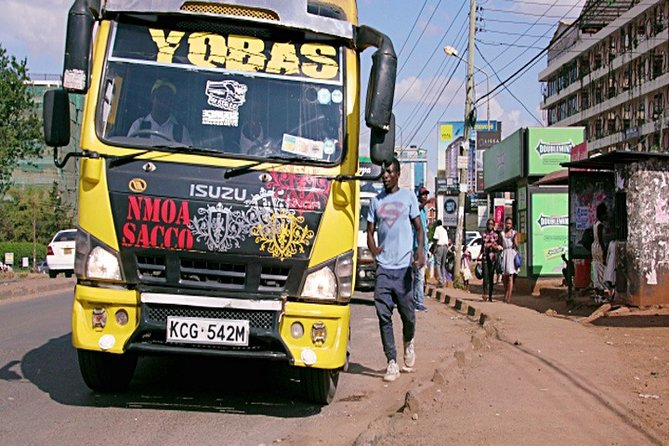 Half Day - Nairobi City Walking/Bus Tour Museums, Monuments & Rooftop City View