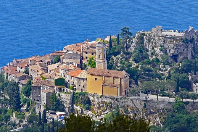 Private Cote Azur: Nice, Eze & Monaco, from Aix-En-Provence