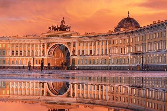 St Petersburg 2 Day Grand Mini-Group Tour