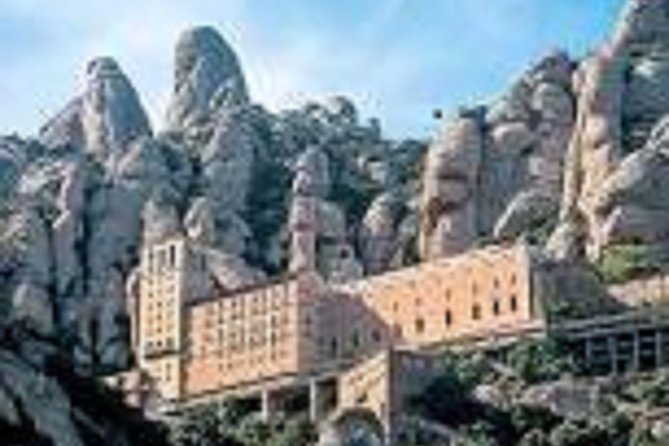 Montserrat + Zip Train from Costa Brava
