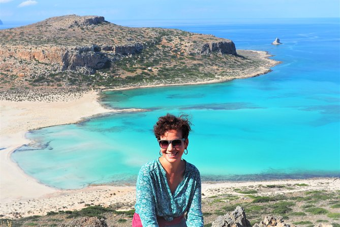 PRIVATE TOUR by 4x4 to Balos lagoon and Falassarna beach