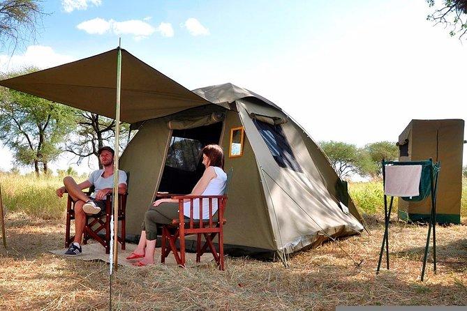 6 Day Camping Safari to Manyara and Serengeti