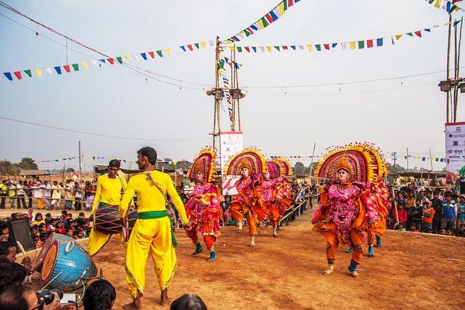 Experience Chau Jhumur Festival - 2020