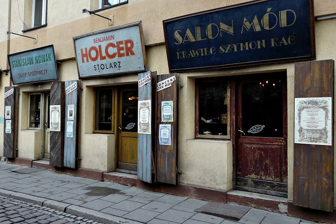 Krakow: Galicia Jewish Museum Private Guided Tour with tickets