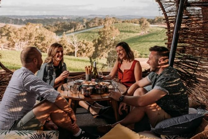 Wine Tour Experience Adelaide Hills