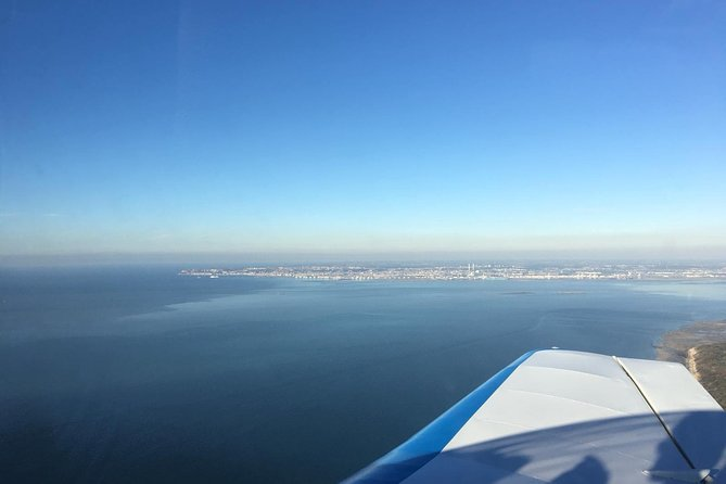 City Escape from Paris to Le Touquet in a Private Plane