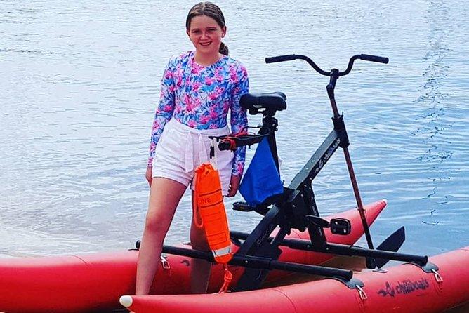 Waterbike Rental at Matilda Bay