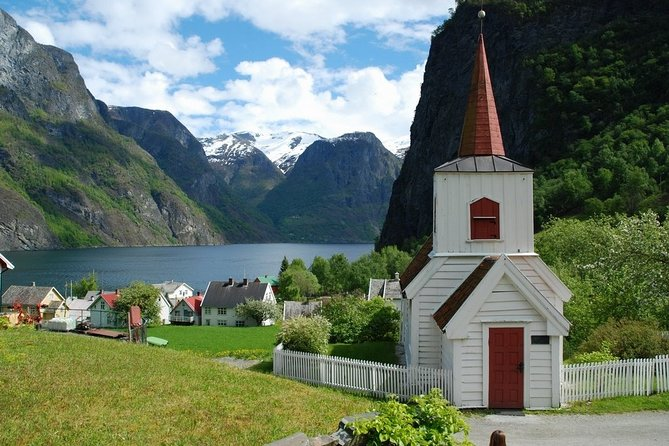 Private day tour Undredal, Flåm and Stegastein - incl Premium Fjord Cruise