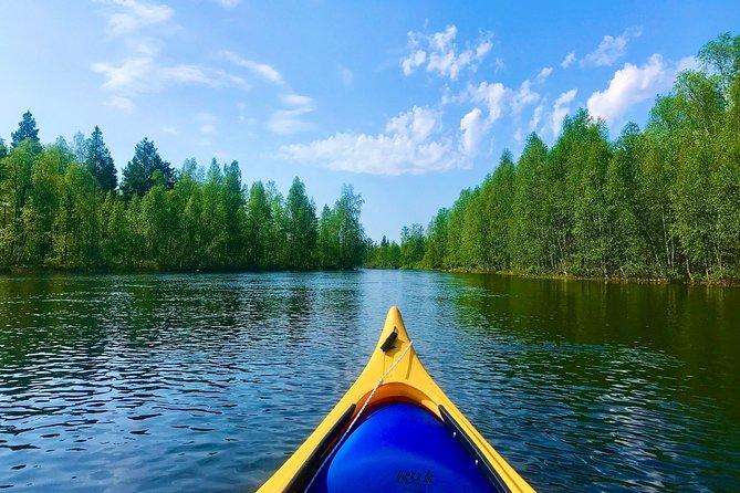 Canoe Trip in Lapland