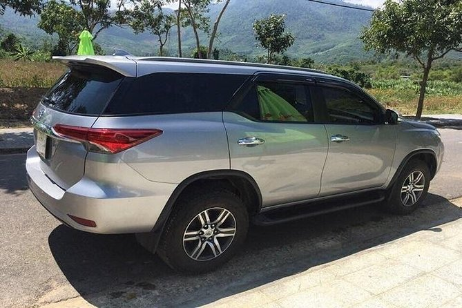 Nha Trang - private round trip airport transfer