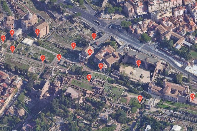 Self-guided Virtual Tour of Roman Forum: The Beating Heart of The Empire