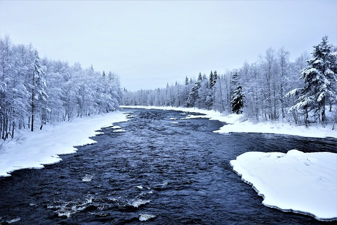 Wilderness Survival Tour - Winter
