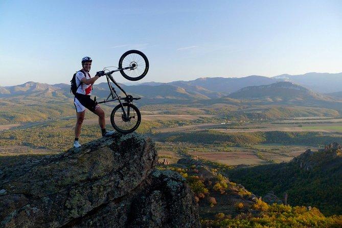 Private Mountain Biking Experience in the Balkan Range