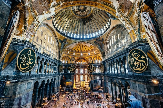 From Istanbul: Full Day Istanbul Heritage Tour