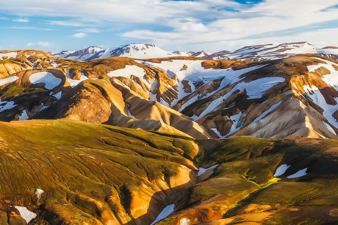 3-Day Private tour of Iceland with Langjokull glacier