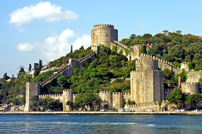 From Istanbul: Half day Istanbul Bosphorus Tour