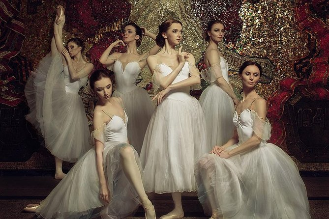 Russian Ballet Ticket