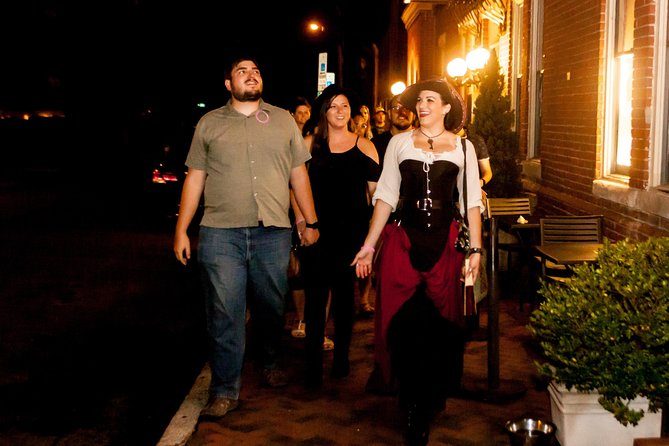 Haunted Boston Ghost and Pub Walking Tour