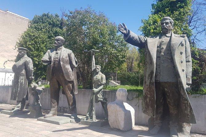 Tirana Communist Tour