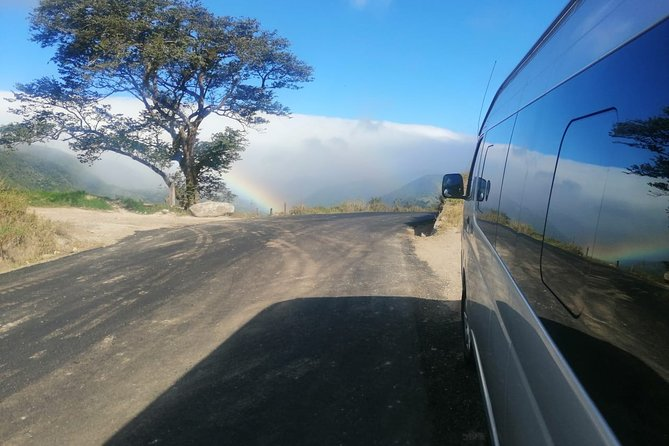 Transfer from Monteverde to Dream las Mareas up to 5 passengers.