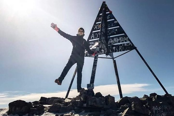 Private 2-Day Climb To Mount Toubkal From Marrakech