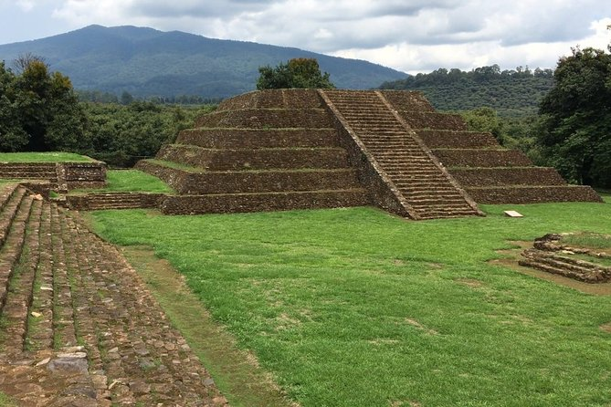 Ancient Purepecha cities. Archaeological tour.