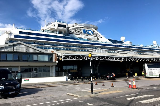 Private transfers to/from Southampton Cruise Port and London Stansted Airport